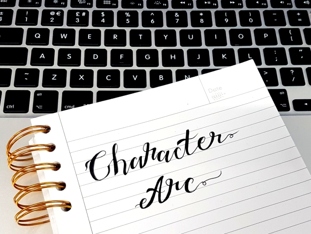 Aloma Writes | Character Arcs: What is a Character Arc?
