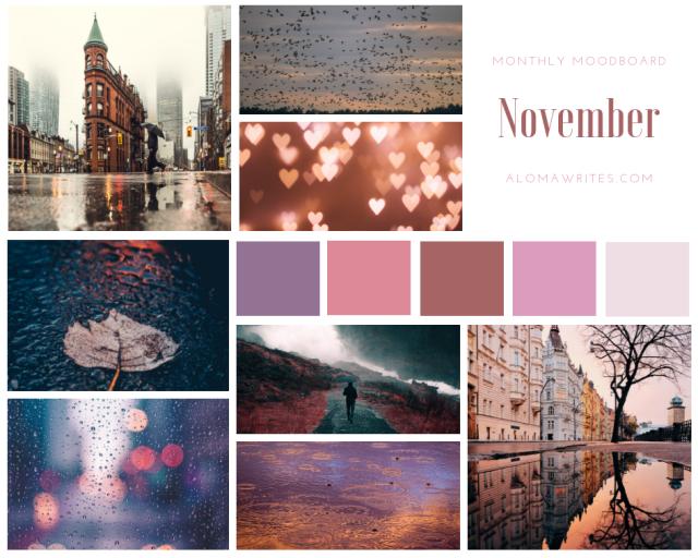 November Moodboard