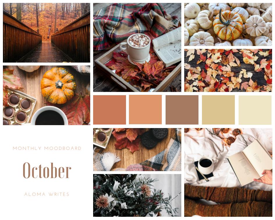 October Moodboard