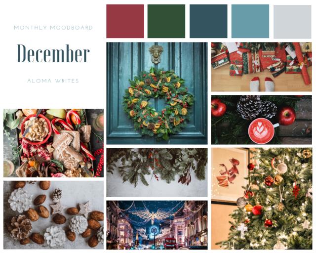 December Moodboard