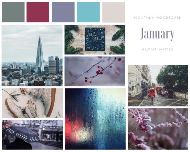 January Moodboard